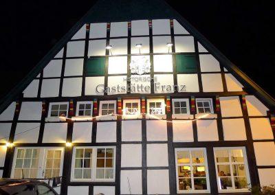2 Weihnachtsfeier im Gasthaus Franz in Brochterbeck