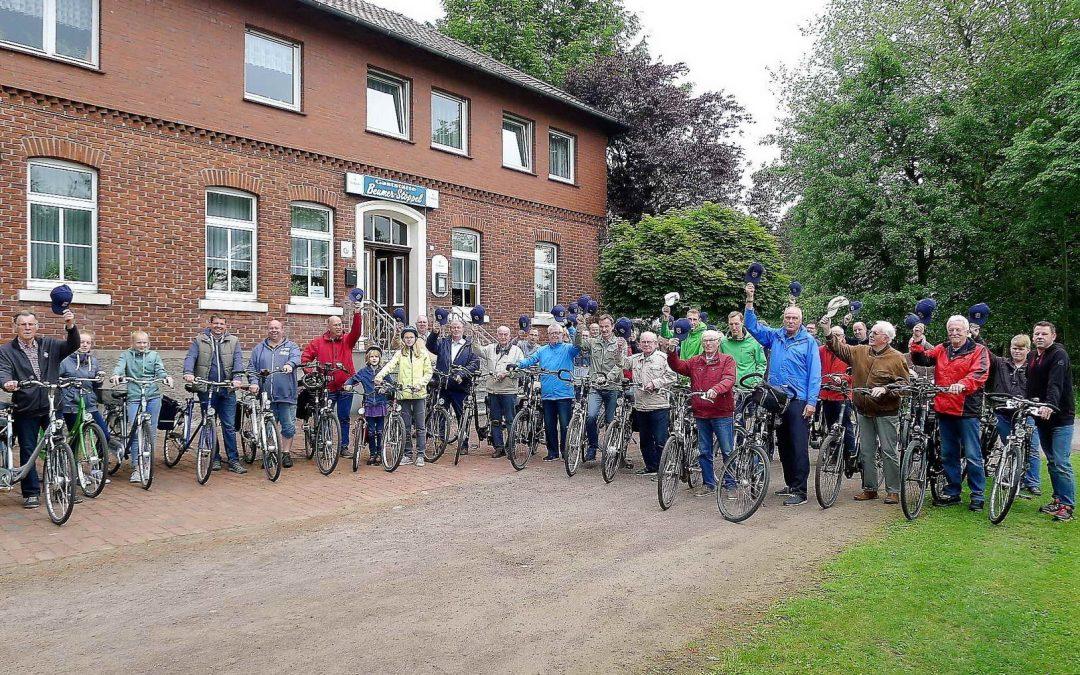 Himmelfahrts-Fahrradtour 2017