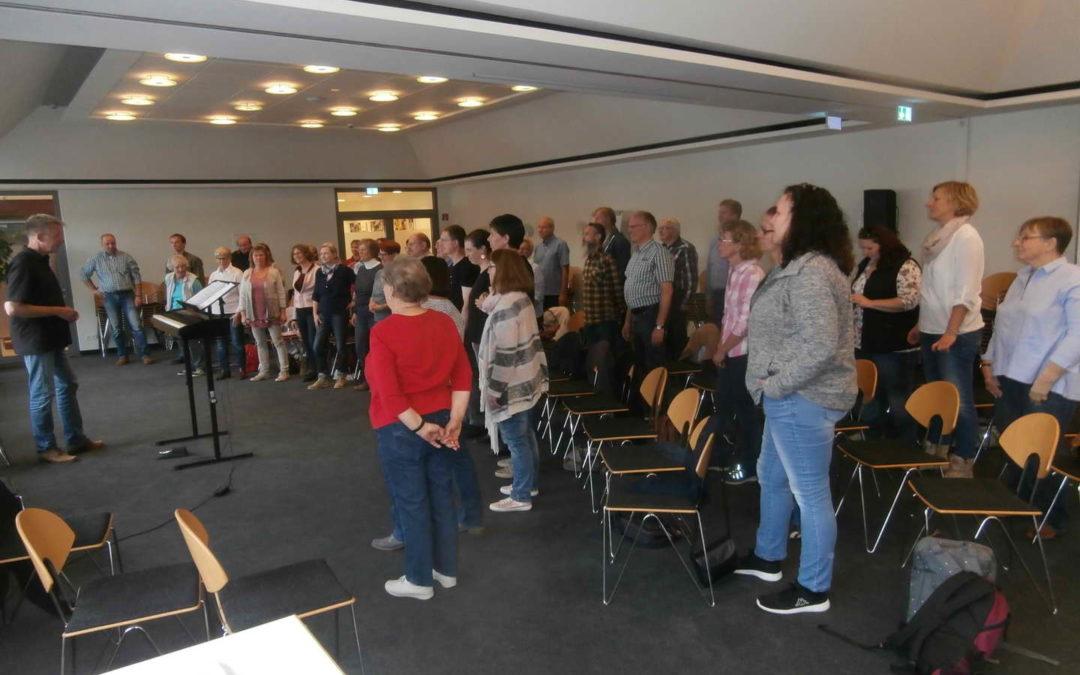 """Seminar """"Stimmbildung für Chöre und Singende"""""""