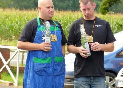 12 Bierfassorden 2017 für Gerrit Haar und Udo Niemeier