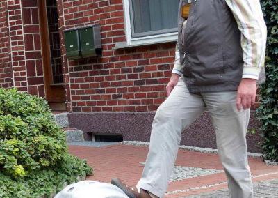 4 Ernst Krumme uebernimmt das Rollkommando