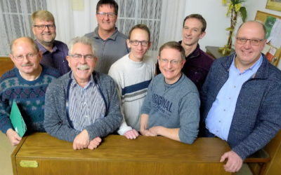 "Jahreshauptversammlung 2020 MGV ""Heimatklang"" Settel"