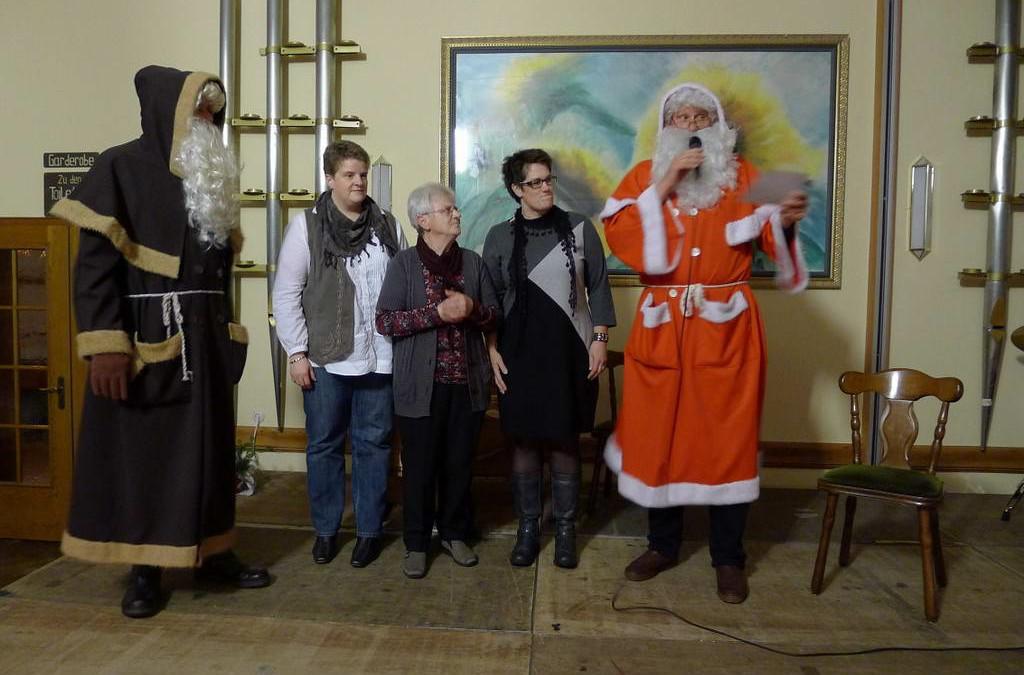 Familien-Weihnachtsfeier am 3. Advent